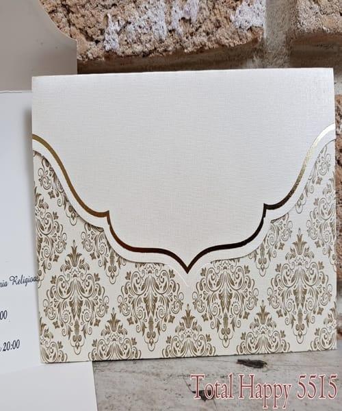 Invitatie de nunta cod 5515 din Catalogul Concept