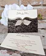 Invitatie de nunta cod 5462 din Catalogul Concept