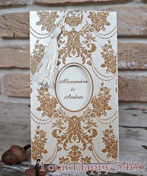 Invitatie de nunta cod 5465 din Catalogul Concept