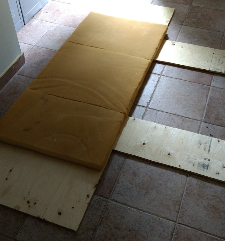comment fabriquer une tete de lit