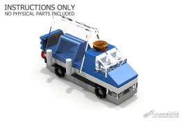 Micro-Wheels: Glass Carrier