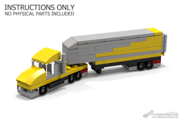 Micro-Wheels: Yellow Truck
