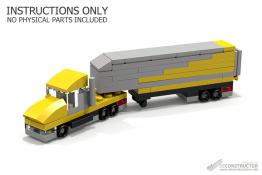 Micro-Wheels: Yellow Truck