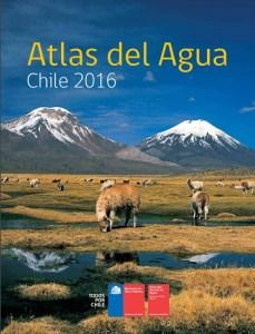 EL PRIMER ATLAS DEL AGUA DE CHILE 2016