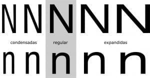 042 variable proporcion Consejos para el uso de la tipografía