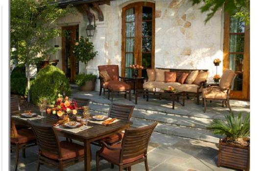 Muebles De Exterior Balcones Terrazas Y Jardines