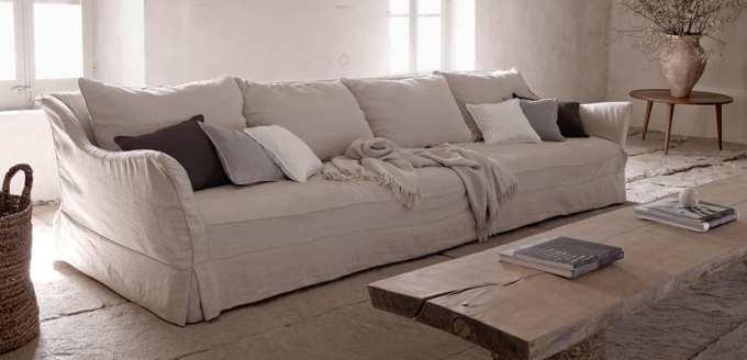 Zara home fundas para sofa - Fundas de sofa gris ...