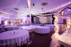Ceiling Drapes Hire