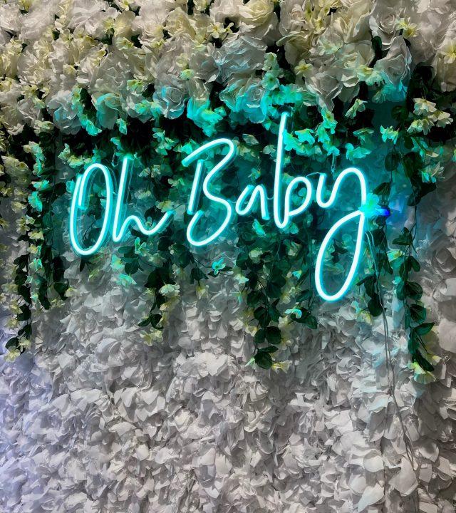 Neon Oh Baby