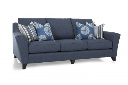 Decor Rest Furniture 2124 Sectional