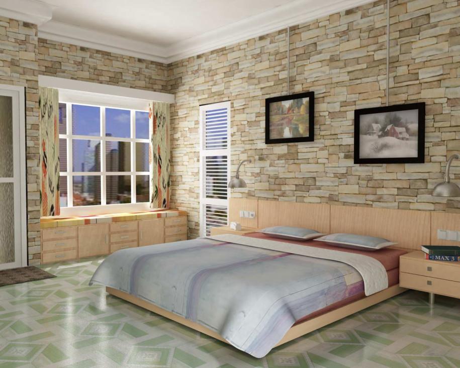 ديكورات من ورق الحائط لغرف نوم الأطفال مجلة الجميلة