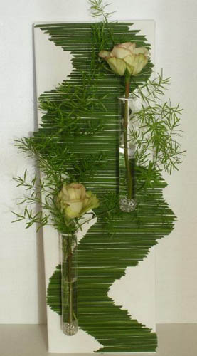 Unusual Flower Arrangements for Wall Decoration, Craft Ideas on Decorative Wall Sconces For Flowers Arrangements id=99873