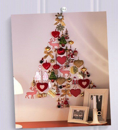 Christmas decorations to make at home with paper for Home decorations with paper