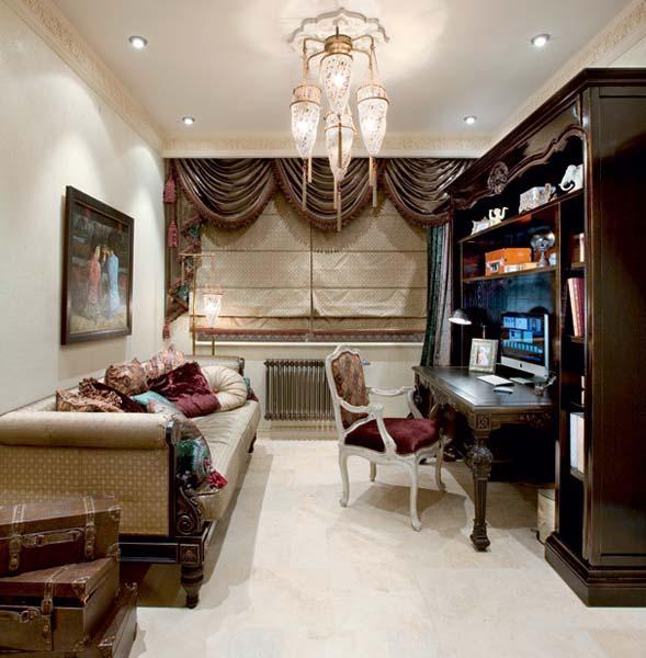 Luxurious Apartment Ideas Interior Decorating In