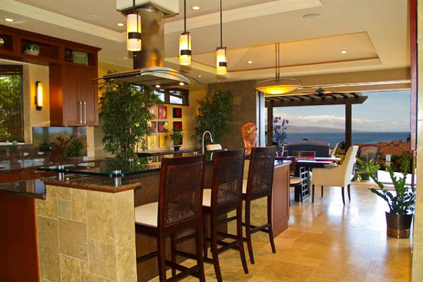 Splendid Image Of Hawaiian Style Interior Decoration Ideas Cheerful Picture Furniture With House Decor