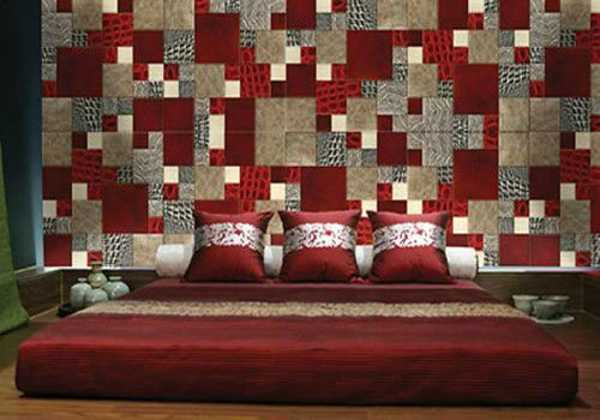 Red Wall Decor How To Create Pretty Master Bedrooms Decorating Ideas Solid