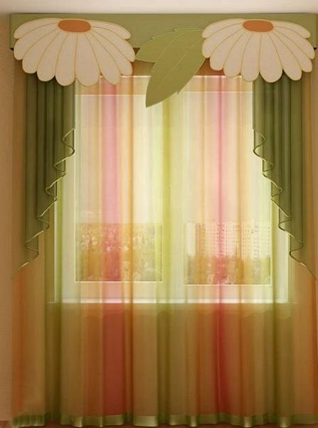 Unusual Window Treatments And Curtain