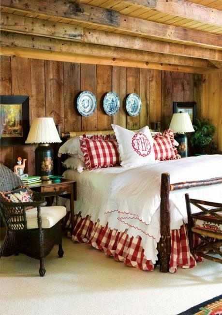 Discover collection of 43 photos and gallery about black red and white bedroom decorating ideas at baxterspaintedpasture.com. Modern Interior Decorating Ideas Enhancing Country Style