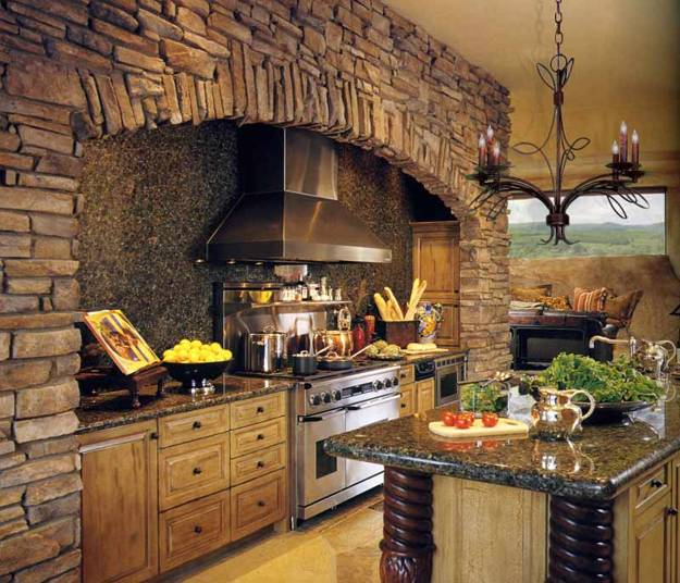 Small Kitchen Wall Ideas