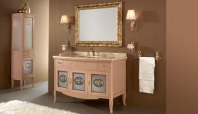 Ba os cl sicos de dise o italiano - Muebles de bano rusticos online ...