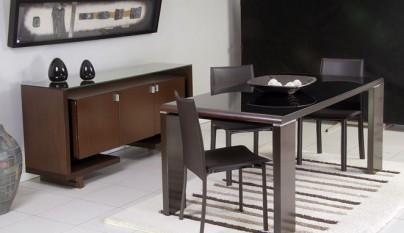 Muebles modernos para el comedor - Muebles para vajillas ...
