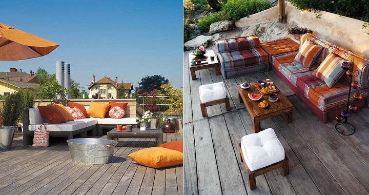 Decoraci n chill out para la terraza - Decoracion chill out interiores ...