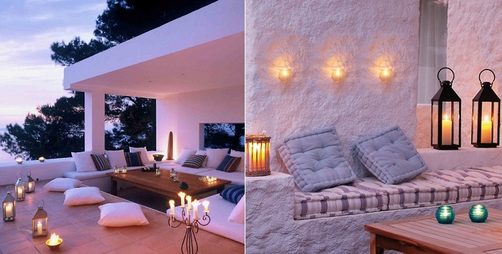 Decoraci n chill out para la terraza - Salones chill out ...