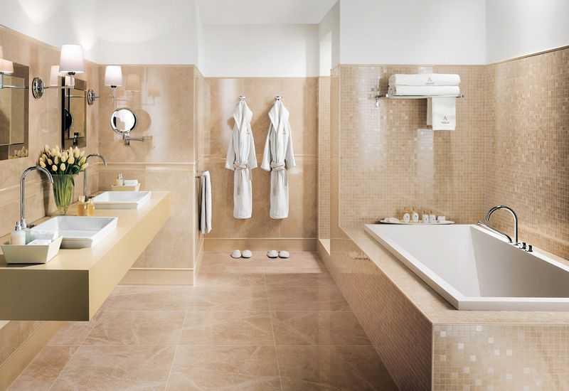 Badezimmer Idea : Fotos de baños decorados