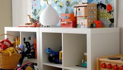 Ideas para el almacenamiento de juguetes - Estanterias guardar juguetes ...