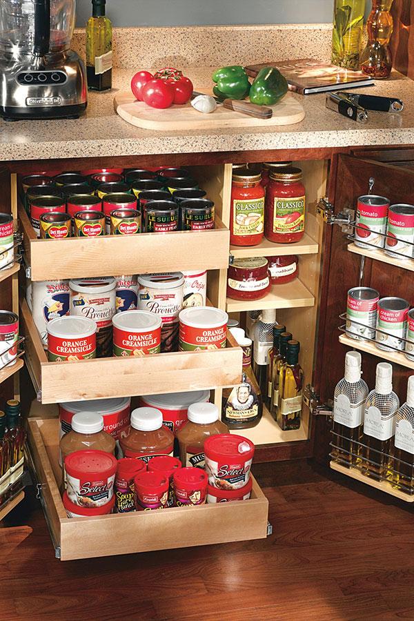 Base Super Cabinet 30 Inch Decora Cabinetry
