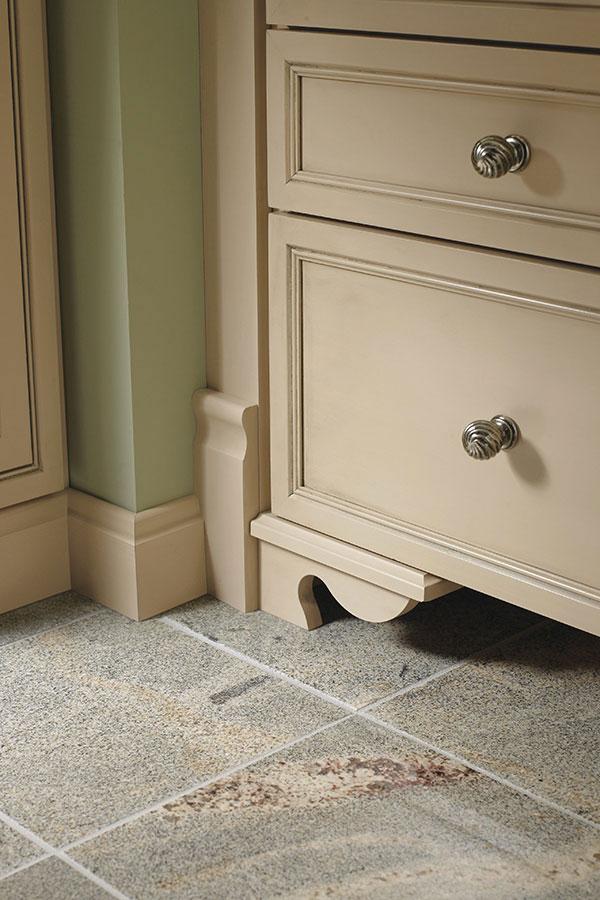 Pedestal Cabinet Feet Decora Cabinetry