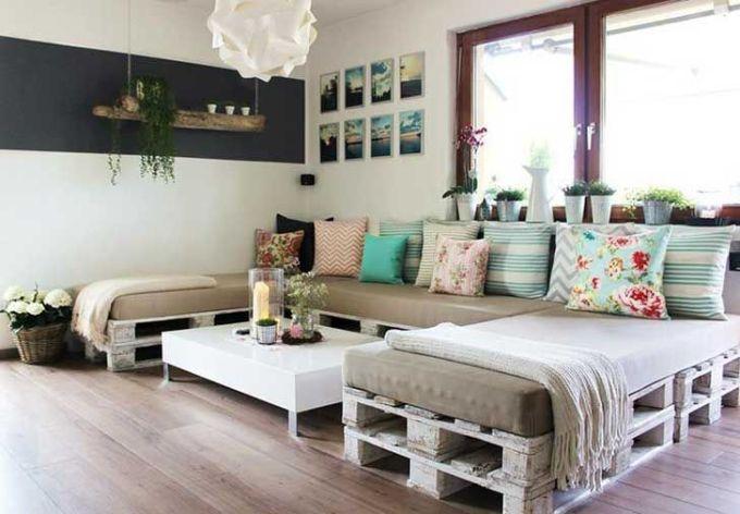 Elige tu sofá ideal según el estilo de tu salón