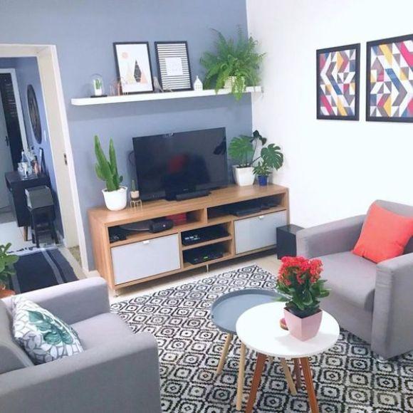 decorar a sala com pouco dinheiro