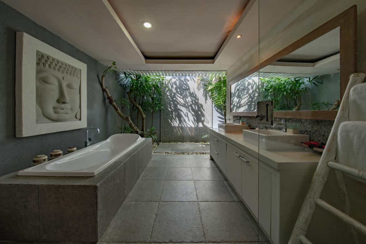 sala de banho fantástica