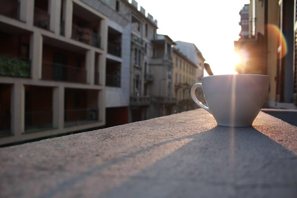 Café profissional em casa