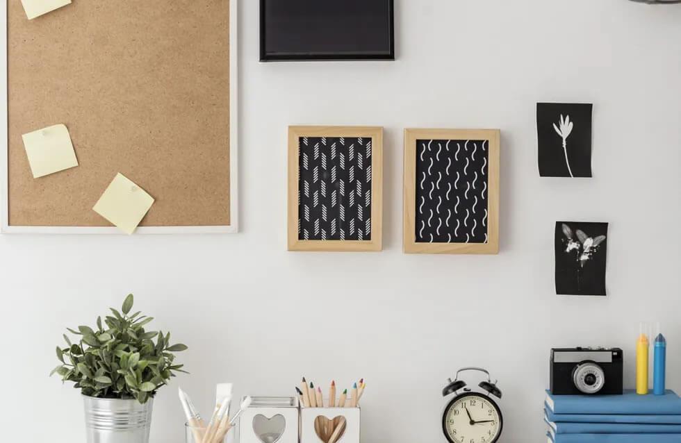 Decorar o escritório: 5 ideias para um local de trabalho produtivo