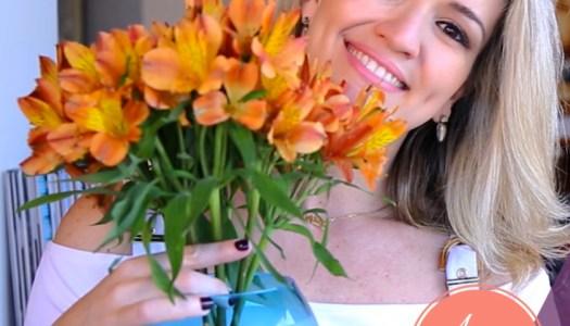 como limpar vaso de flores | #aDicadoDia
