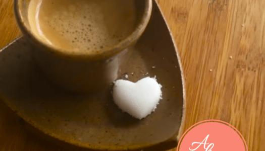 torrões de açúcar para o chá da tarde | #aDicadoDia
