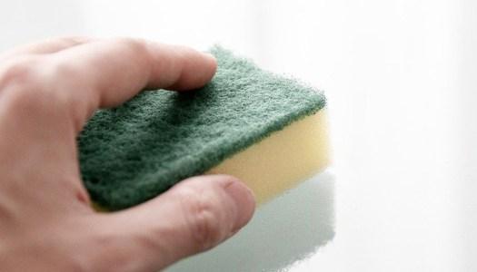 Como tirar manchas de mão e outras sujeiras da parede | #ADICADODIA