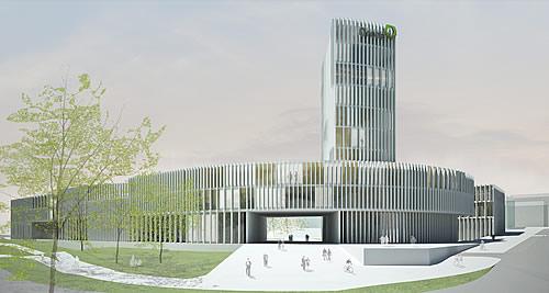 Parque tecnológico-Orona