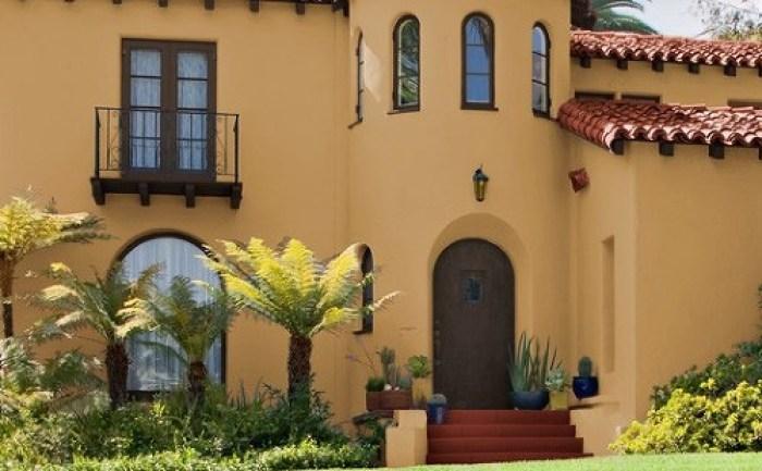 colores para pintar una casa exterior