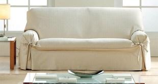 Colocar fundas para los sofás
