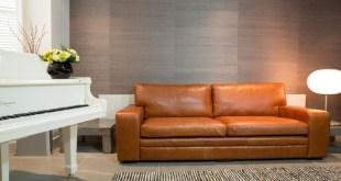 Los sofás de cuero. Ventajas y desventajas de tenerlos