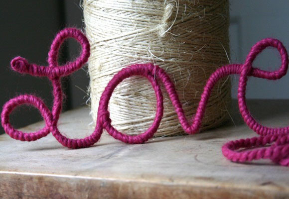 Proyectos fáciles para San Valentin