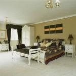 dormitorio barroco y moderno