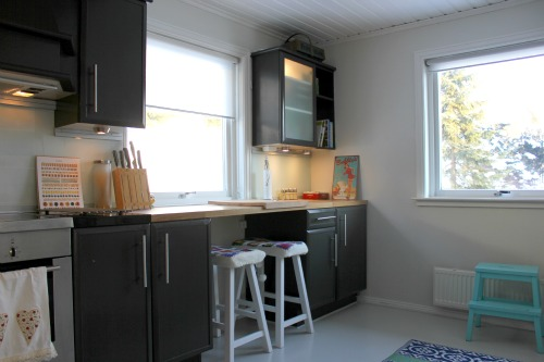 pintar tu cocina