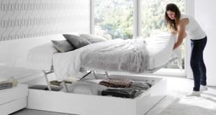 Ventajas de tener una cama con arcón