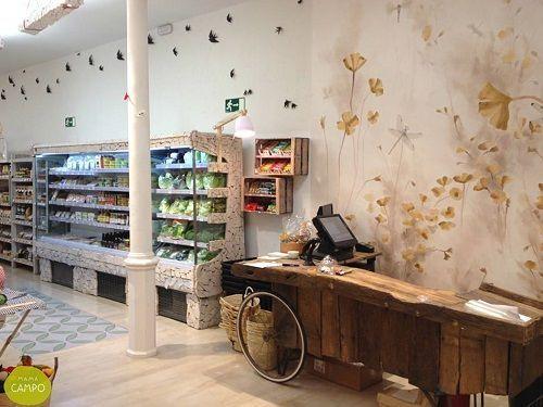 Reviews of vegan restaurant the cocinita in miami, florida, usa. Restaurante y tienda Eco en Madrid, Mama Campo