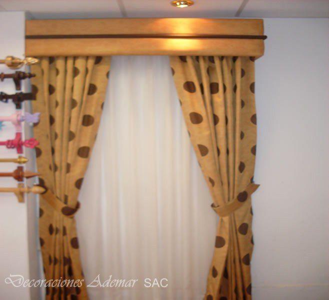 Cortinas cortinas modernas cortinas para sala peru for Cortinas confeccionadas baratas