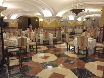 Restaurante hotel Tryp Macarena Sevilla